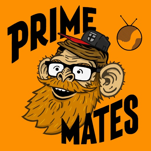 Cover image of Prime Mates