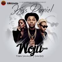 Kizz Daniel - Woju (Remix) [feat. Davido & Tiwa Savage] - Single