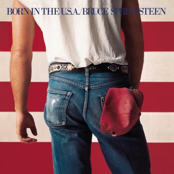 Bruce Springsteen mit Dancing in the Dark