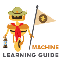 Podcast cover art for Machine Learning Guide