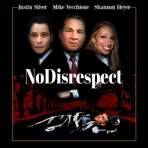 Cover image of No Disrespect
