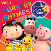 Nursery Rhymes & Children's Songs Vol. 1 (Sing & Learn with LittleBabyBum)