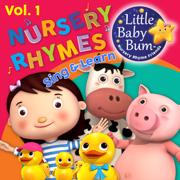 Nursery Rhymes & Children's Songs Vol. 1 (Sing & Learn with LittleBabyBum) - Little Baby Bum Nursery Rhyme Friends - Little Baby Bum Nursery Rhyme Friends