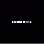 Bisexual Anthem - Domo Wilson