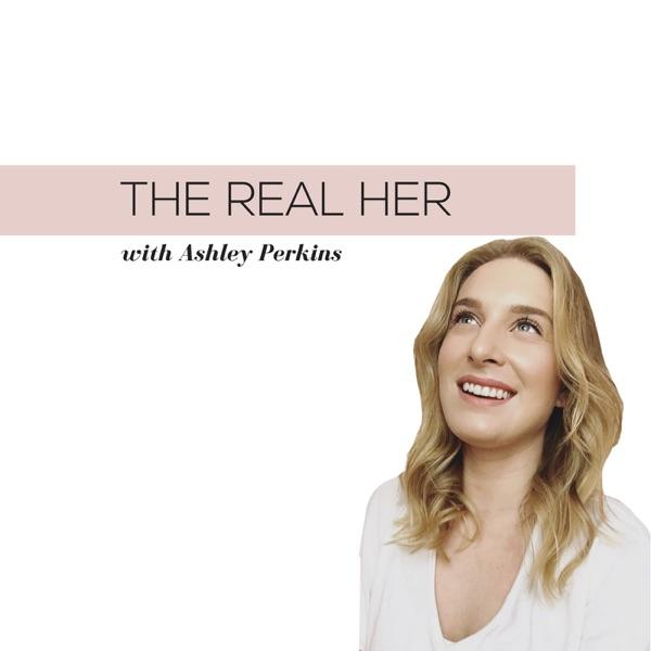 The Real Her Podcast   Entrepreneurship   Motivation   Inspiration