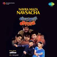 Jitendra Kulkarni - Navra Maza Navsacha (Original Motion Picture Soundtrack) artwork