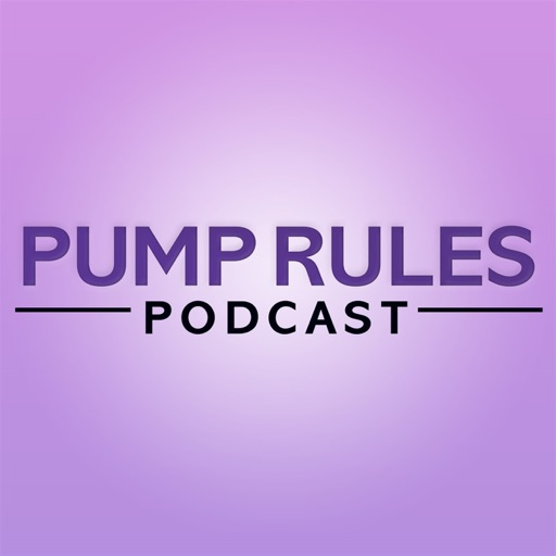 Cover image of PUMP RULES Podcast