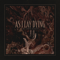 As I Lay Dying - My Own Grave - Single artwork