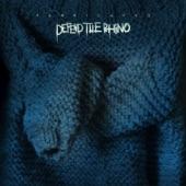Defend The Rhino - Blue Dog