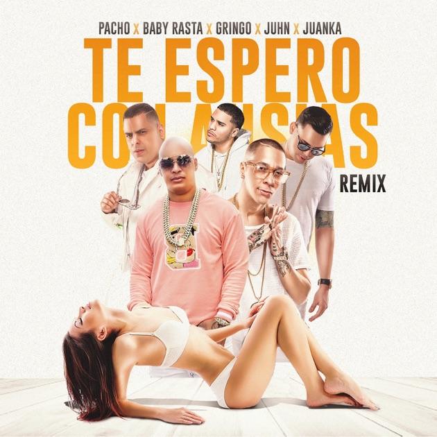Pacho El Antifeka -Te Espero Con Ansias (Remix) [feat. Baby Rasta y Gringo, Juhn & Juanka] – Single [iTunes Plus M4A] | iplusall.4fullz.com
