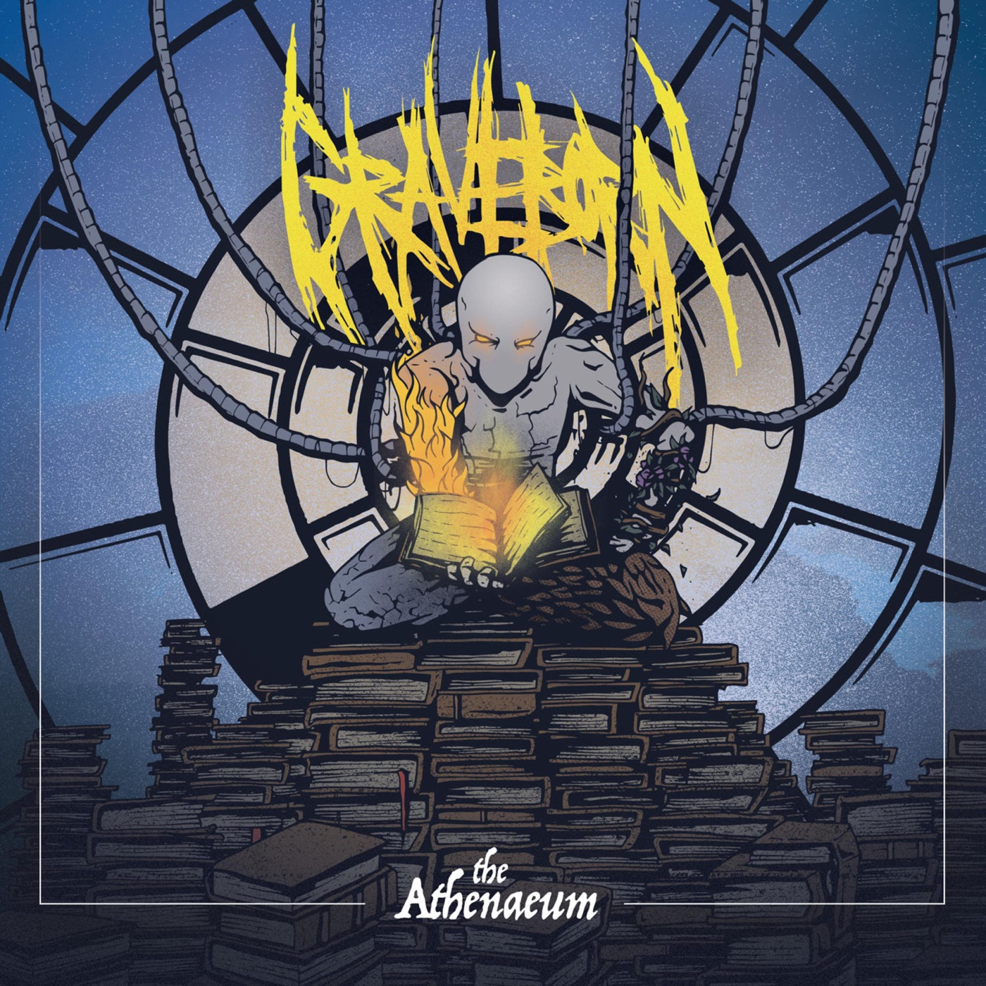 Graveborn - The Athenaeum (2018)