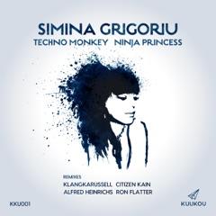 Techno Monkey / Ninja Princess