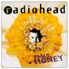 Radiohead - Creep Grafik