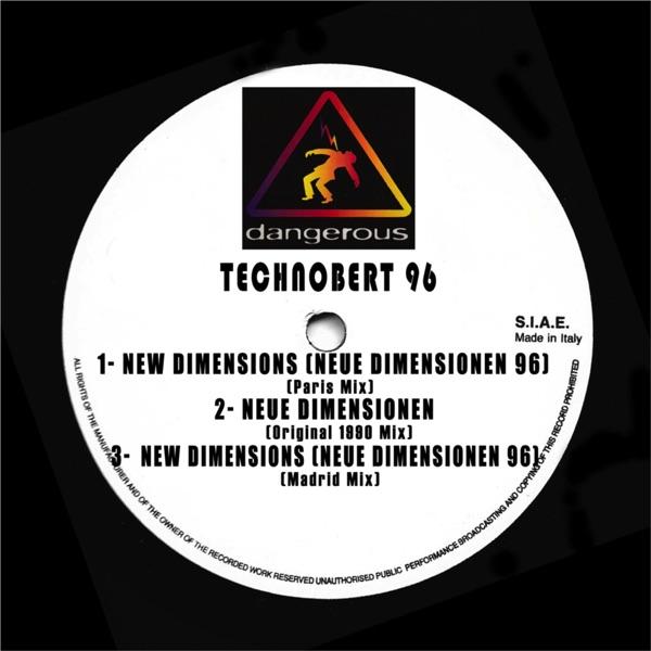 Technobert 96 mit Neue Dimensionen
