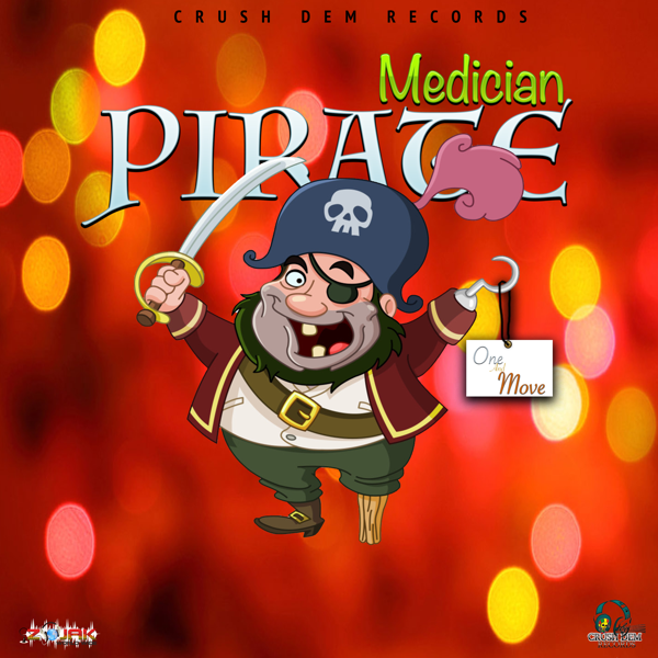 ‎Pirate - Single by Medician