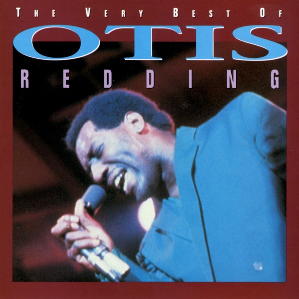 Otis Redding mit (Sittin' On) The Dock of the Bay