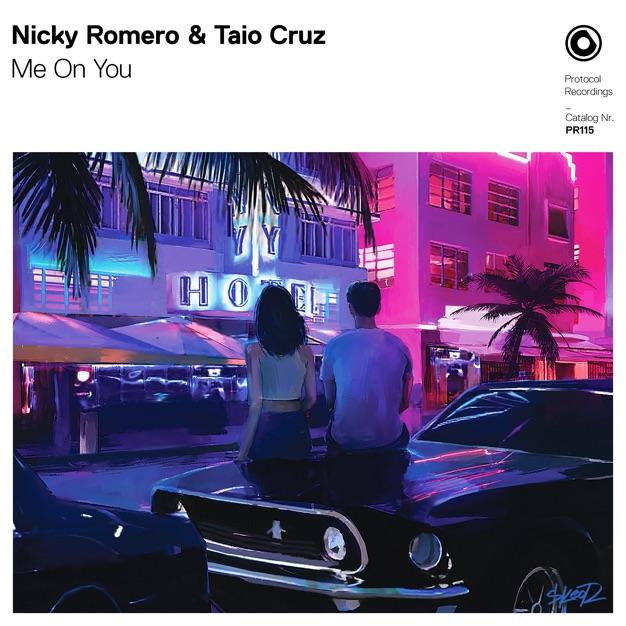 Nicky Romero & Taio Cruz – Me on You m4a