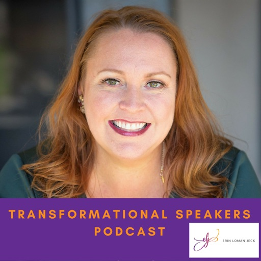 Cover image of Transformational Speaker's Podcast