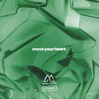 Move Your Heart - Maverick City Music & UPPERROOM Cover Art