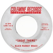 Black Market Brass - Sagat Theme