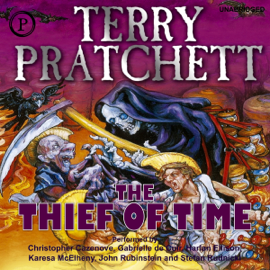 Thief of Time: A Discworld Novel (Unabridged) audiobook
