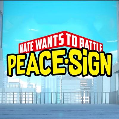 Peace Sign Natewantstobattle
