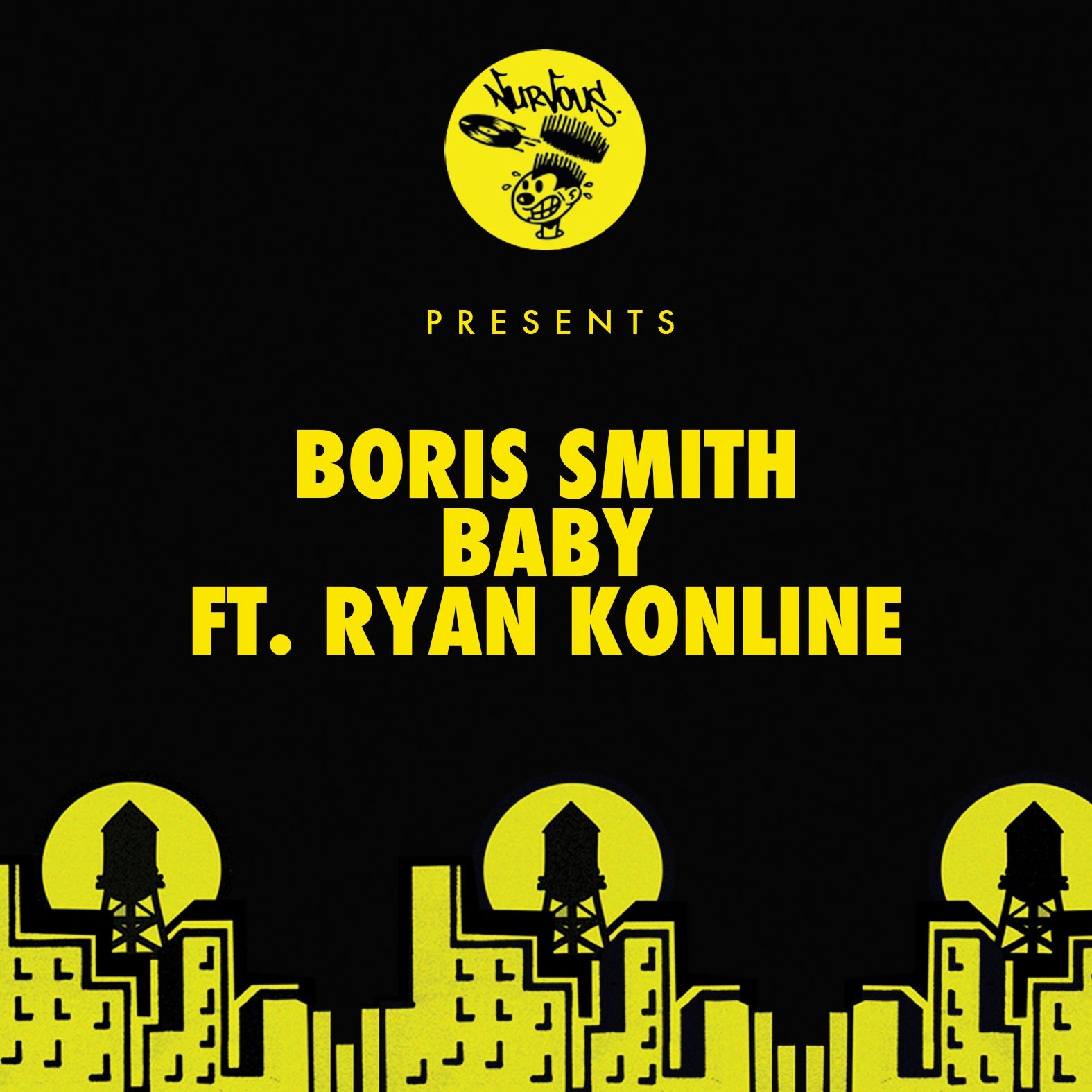 Baby (feat. Ryan Konline) [Instrumental]