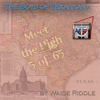 Waide Riddle - The Boys of Texarkana: Meet the High 5 of '65 (Unabridged) アートワーク