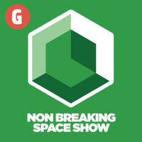Podcast cover art of Non Breaking Space Show