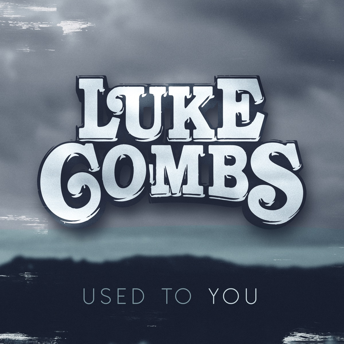 Used to You - Single Luke Combs CD cover