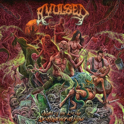 Night of the Living Deathgeneration - Avulsed