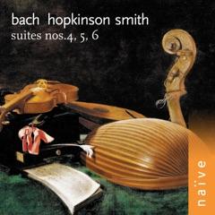 6 Cello Suites, No. 4 in B-Flat Major, BWV 1010: VI. Sarabande