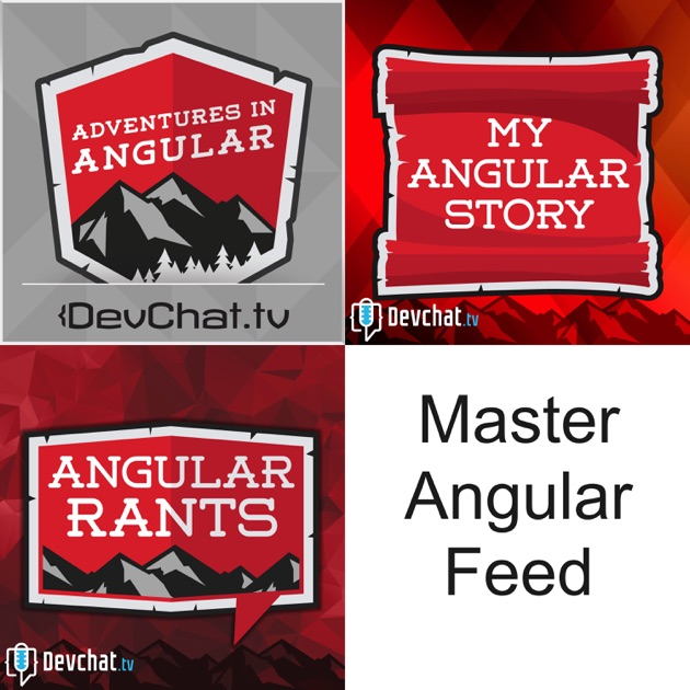 All angular podcasts by devchat by devchat on apple podcasts fandeluxe Image collections