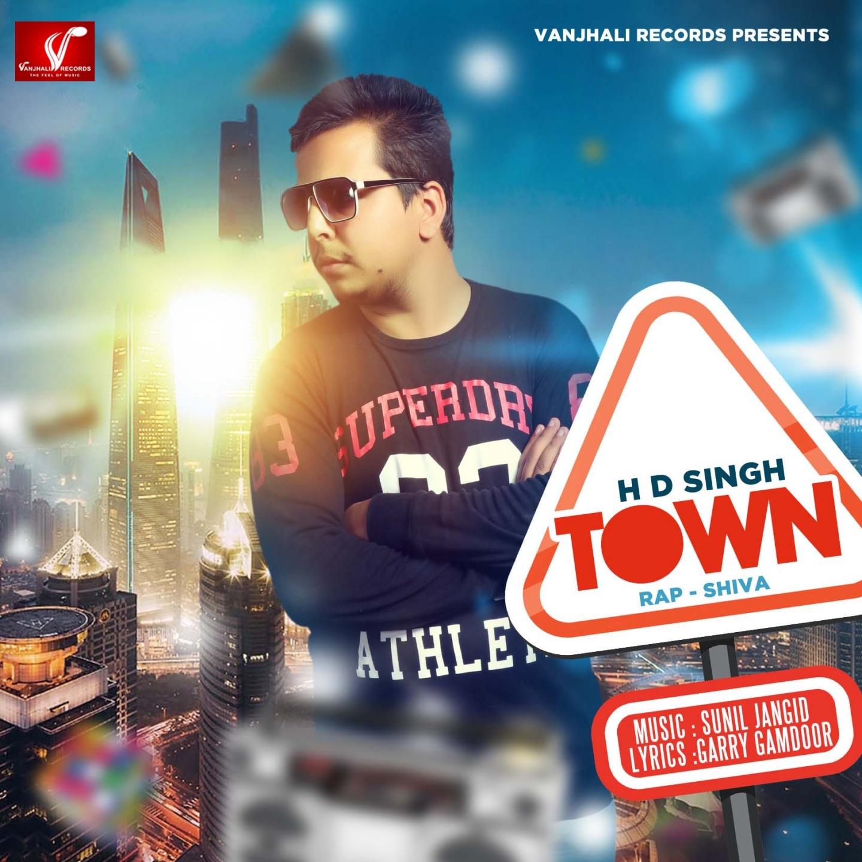 Town (feat. Shiva) - Single