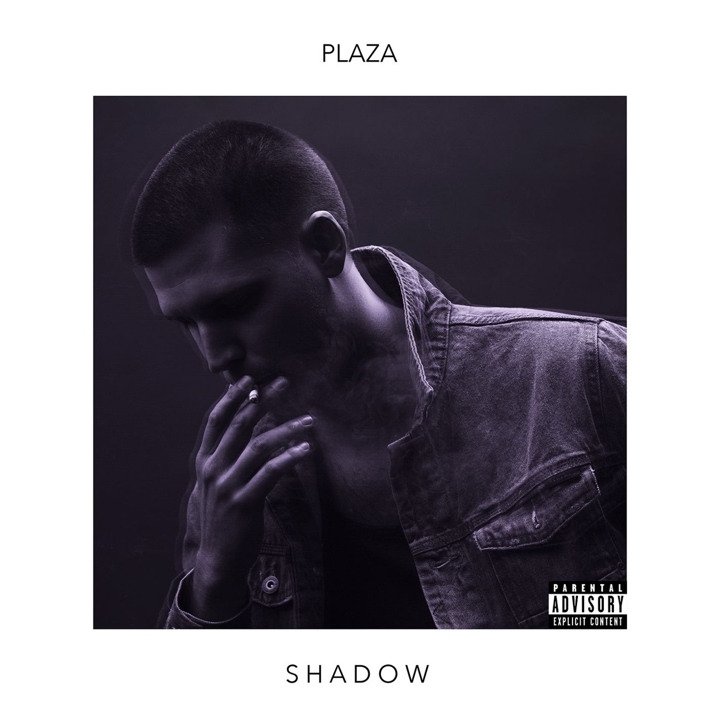PLAZA - SHADOW - EP Cover