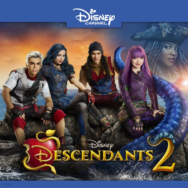Descendants 2 on iTunes