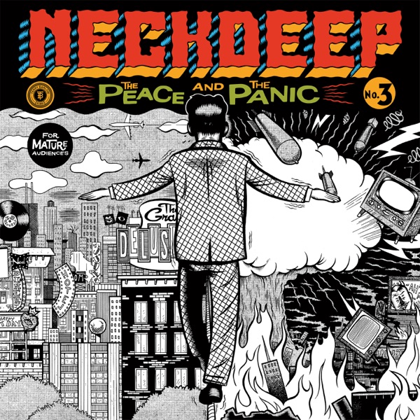 Image result for the peace and the panic neck deep