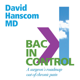 Back in Control, 2nd Edition: A Surgeon's Roadmap out of Chronic Pain (Unabridged) audiobook