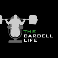 Podcast cover art for The Barbell Life