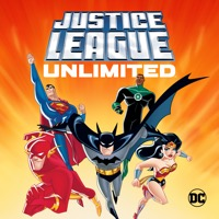 Justice League Unlimited: The Complete Series (iTunes)