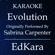 Shadows (Originally Performed by Sabrina Carpenter ) [Karaoke No Guide Melody Version] - EdKara