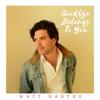 Matt Hartke - Goodbye Belongs to You ilustración