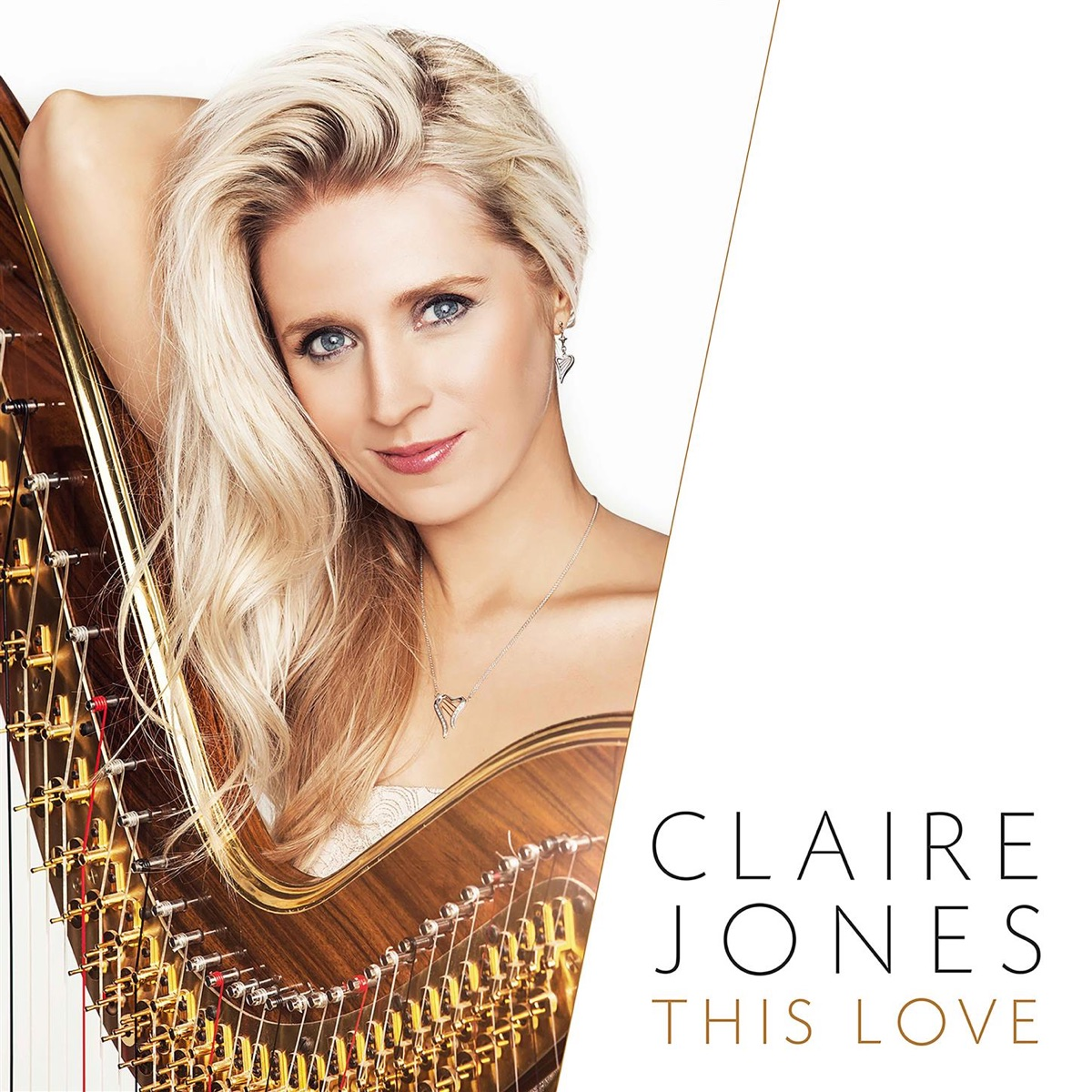 This Love Claire Jones CD cover