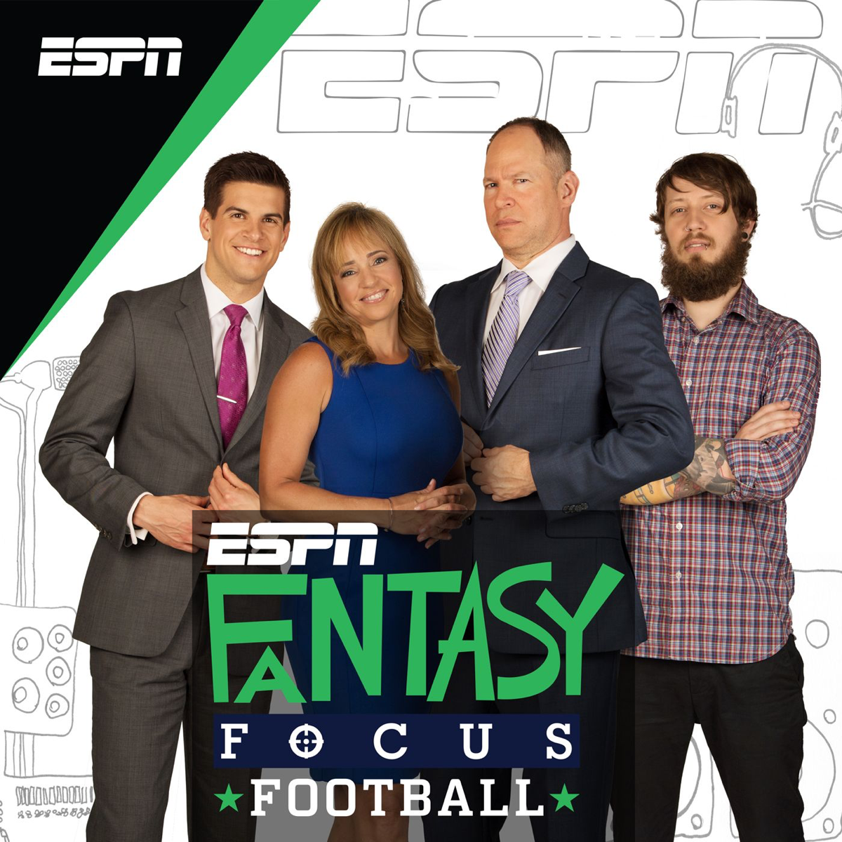 37f65cb71bdfec Best episodes of Fantasy Focus Football