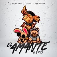 El Amante (feat. Ozuna & Bad Bunny) [Remix] - Single Mp3 Download