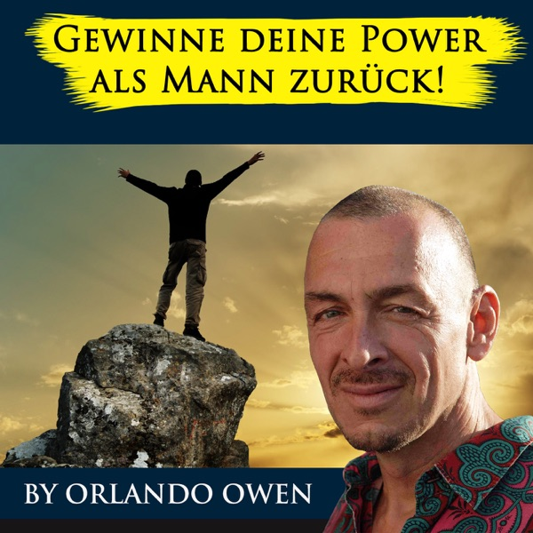 Authentische Männliche Power