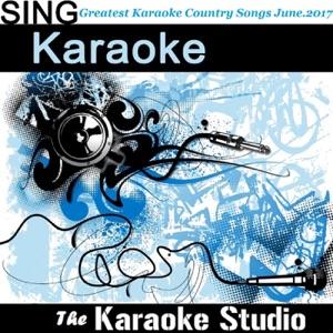 The Karaoke Studio - Broken Halos (In the Style of Chris Stapleton) [Karaoke Version]