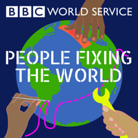 Podcast cover art for People Fixing The World