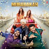 Mubarakan (Original Motion Picture Soundtrack) - EP