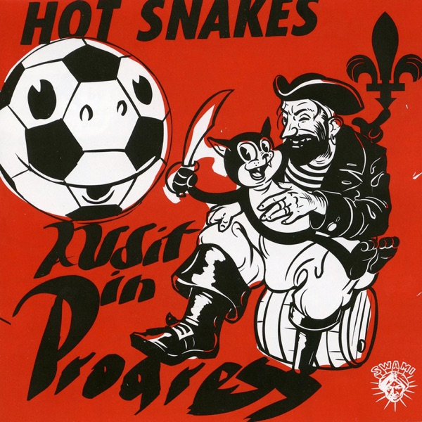 hot snakes tour